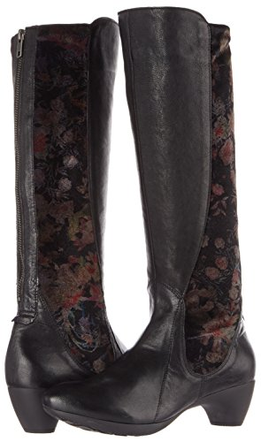 Sz Think 181159 Niah kombi sz 09 Boots Women''s 09 Black kombi wHHqU8