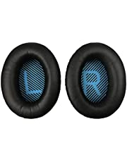 Professional Bose Headphones Replacement Ear Pads Kit - Earpads Compatible With Bose QuietComfort 15 QC15 QC25 QC2 QC35/ Ae2 Ae2i Ae2w SoundTrue & SoundLink (Around-ear Only) - Blue