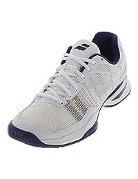 Babolat Jet Mach I Wimbledon Mens Tennis Shoe (White)