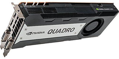 Amazon.com: HP Smart Buy NVIDIA Quadro K6000 12GB Graphics C2J96AT: Computers & Accessories