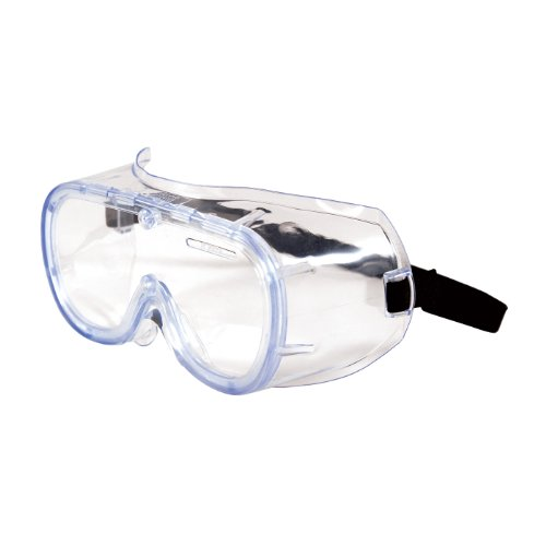 non vented safety goggles - 4
