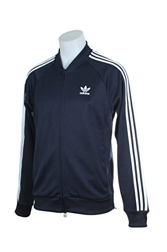 Authentic Track Jacket (MEN'S ADIDAS ORIGINALS SUPERSTAR RELAX TRACK JACKET (X-Large))