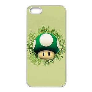 Super Mario Bros iPhone 4 4s Cell Phone Case White lpyh