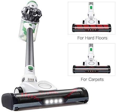 LIUCHANG Aspirateur sans Fil 15000pa Puissant Conduit d\'aspiration Light Stick de Poche à Vide Portable 2 en 1 liuchang20