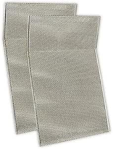 DOJA Industrial | Filtro metalico Campana Compatible con TEKA C-601, C-602 | TEKA 2 Piezas de 115+285x252 mm: Amazon.es: Hogar