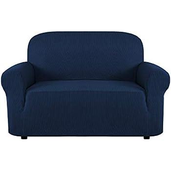 Amazon.com: Funda protectora para sofá de una sola pieza ...