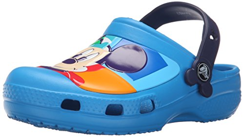 Image of Crocs Kids' CC Mickey Colorblock Clog K-K