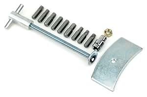 Powerbuilt 640592 12-Piece Disc Brake Repair Kit