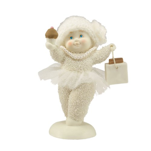 Department 56 Snowbabies Goddess of Chocolate