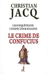 Les enquêtes de l'inspecteur Higgins, Tome 10 : Le crime de Confucius