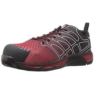Nautilus 2422 Men's Advanced ESD Nano Carbon Fiber Safety Toe Athletic Work Shoe