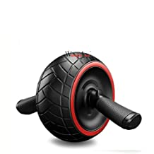 Sinma Dynamic Speed Abs Exercise Wheel Complete Ab Workout System by Iron Gym Abdominal Roller Wheel