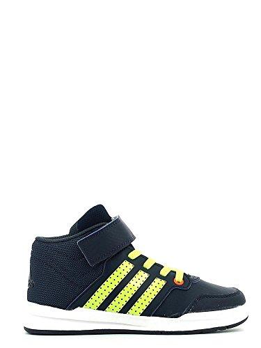 Adidas performance B23907 Scarpa ginnica Bambino Blu 29