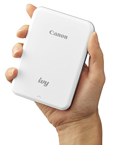 Canon IVY Mobile Mini Photo Printer through Bluetooth(R), Rose Gold by Canon (Image #3)