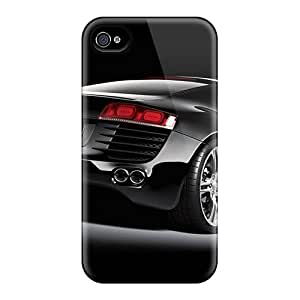 Waterdrop Snap-on Audi R8 Case For Iphone 4/4s