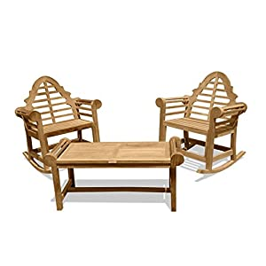 41aA0S-CriL._SS300_ Teak Rocking Chairs For Sale