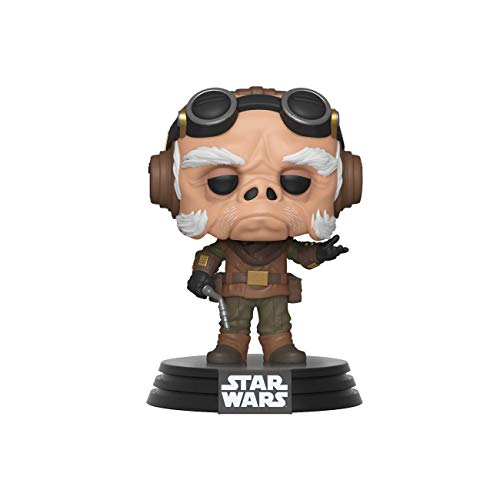 Funko Pop Bobble Vinyle Star Wars The Mandalorian - Kuiil