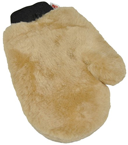 - Detailer's Preference Sheepskin Wash and Polish Mitt 8 in X 10 in