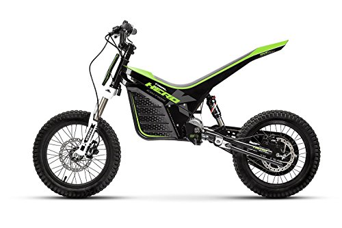 Kuberg 2017 TRIAL Hero, Electric Motorcycle, Black, 20.5