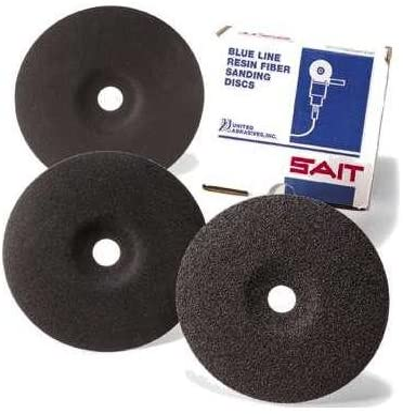 B000FEJFQQ United Abrasives- SAIT 59760 Z 7 x 7/8-Inch 60 Grit Zirconium Fiber Disc, 25-Pack 41aA1ekL2fS.SL561_