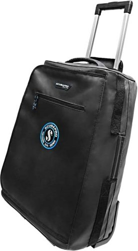 Scubapro Cabin Rolling Bag (Black) by Scubapro