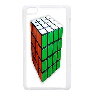 Ipod Touch 4 Phone Case Rubik's Cube SA83672