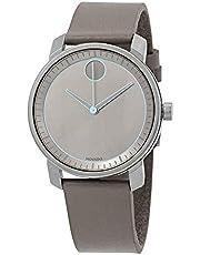 Movado Bold Grey Dial Men's Watch 3600490