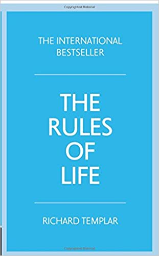 The Rules of Life: A personal code for living a better, happier, more successful kind of lifeの書影