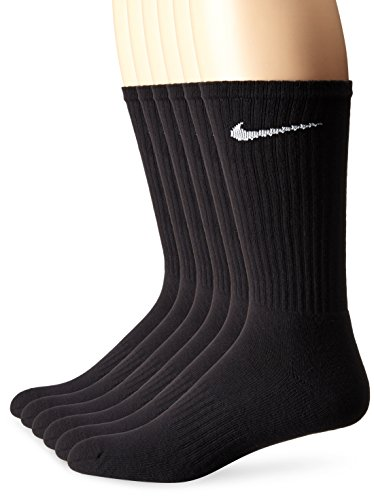 : NIKE Performance Cushion Crew Socks with Band (6 Pairs)