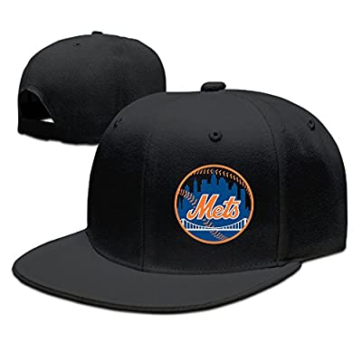 10-new-york-mets-logo Baseball Cap Baseball Caps