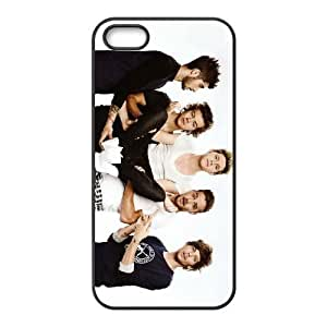 iphone5 5s Black One Direction phone cases&Holiday Gift