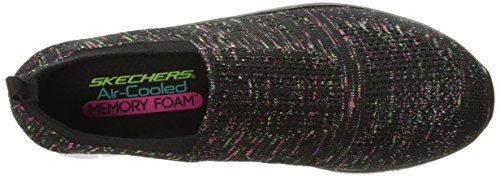 Multicolor Schwarz Skechers Inside Weiß Damen Schwarz Look Sneakers Empire PwxPHa8qg