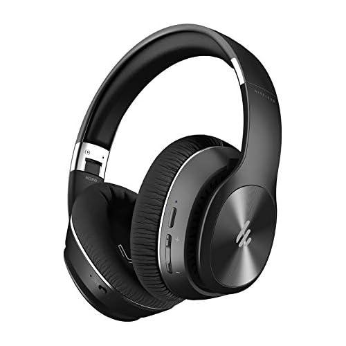 chollos oferta descuentos barato Edifier W828NB Auriculares Inalámbricos Bluetooth Ergonómicos con Cancelación Activa De Ruido ANC Negro