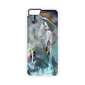 C-EUR Customized Print Wolf Dream Catcher Pattern Hard Case for iPod Touch 5