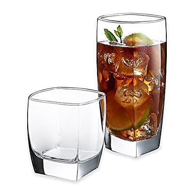 16-Piece International Sonata Drinkware Set