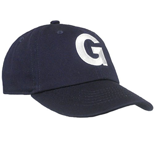 Tiny Expressions Toddler Boys' and Girls' Navy Embroidered Initial Baseball Hat Monogrammed Cap (G, 2-6yrs)