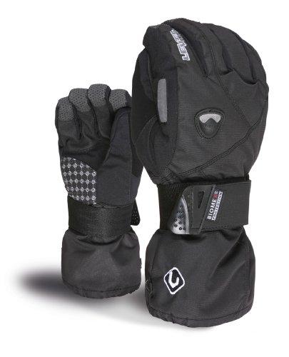 Level Herren Handschuhe Fly, Black, 9, 8033706976296