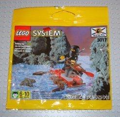 [해외] LEGO (레고) CASTLE SET #3017 NINJA WATER SPIDER 블럭 장난감 (병행수입)
