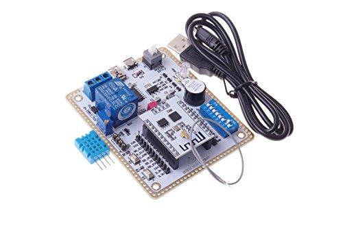 Price comparison product image SMAKN® ESP8266 Serial Wifi Wireless Module Development Board SDK Development
