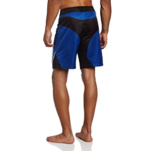 Asics Men's Bull Short, Royal/Black, 28