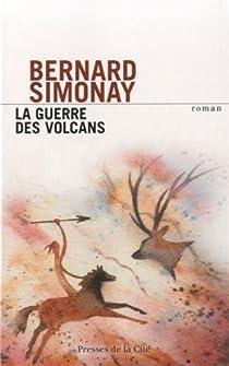 La guerre des volcans par Simonay