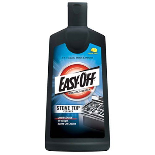 Easy-Off - Cooktop Cleaner Toggle, lemon Scent, 8.1oz. (230g) (Pack of 3). (Electric Cook Top Cleaner compare prices)