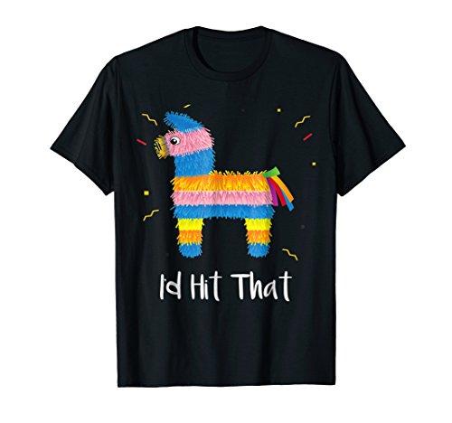 I'd Hit That Pinata Shirt, Party Llama For