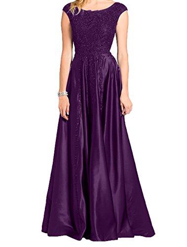 Damen Abschlussballkleider Blau Abendkleider Navy Brautmutterkleider ...