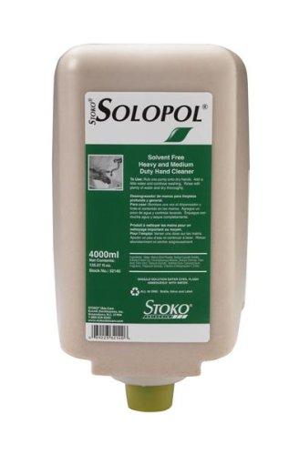 SC Johnson Professional Solopol Classic Heavy Hand Cleaner 4L Cartridge 2 per case