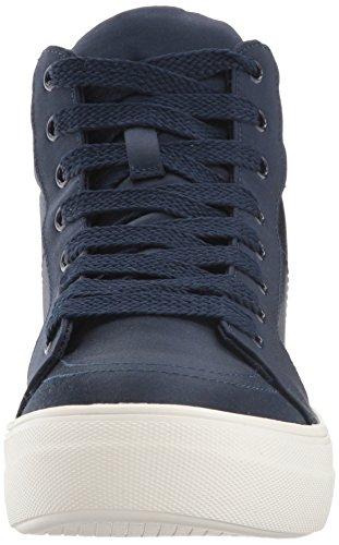 Sneaker Da Donna Steve Madden In Raso Blu Navy