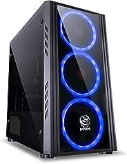 COMPUTADOR GAMER, SKUL, 5000 - I5 9400F 2.9GHZ 9ª GER. MEM. 8GB DDR4 HD 1TB GTX 1650 4GB FONTE 600W