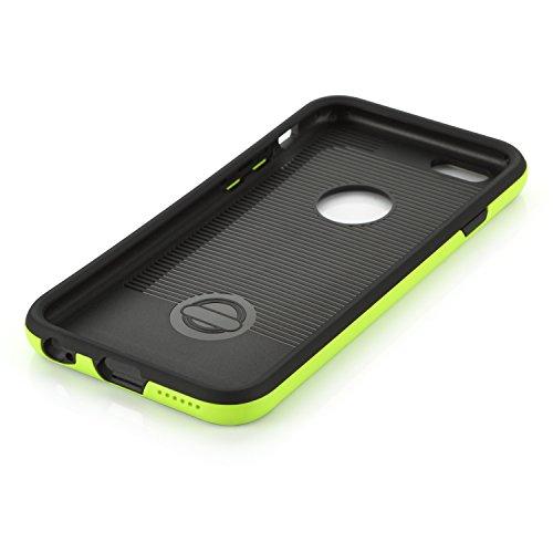 iPhone 6S Plus coque - iHarbort® lourd devoir iPhone 6/ 6S Plus Case etui avec un noyau d'absorption des chocs doux et brosse dure le traitement externe en plastique coque for iPhone 6 6S Plus (5,5 po