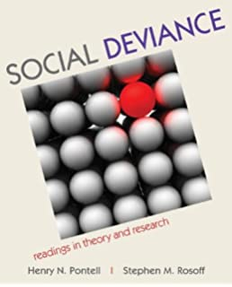 Amazon deviant behavior 9780205899661 erich goode books social deviance readings in theory and research fandeluxe Choice Image