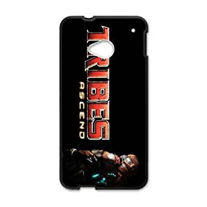 Tribes Ascend HTC One M7 Cell Phone Case Black cover xx001-3093182